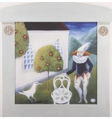 Šaško s bielou vranou