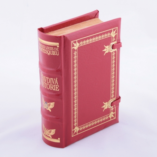 Montesquieu: Pravdivá historie (české vydanie)