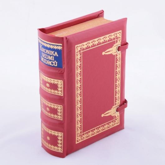 Kronika sedmi mudrců (české vydanie)