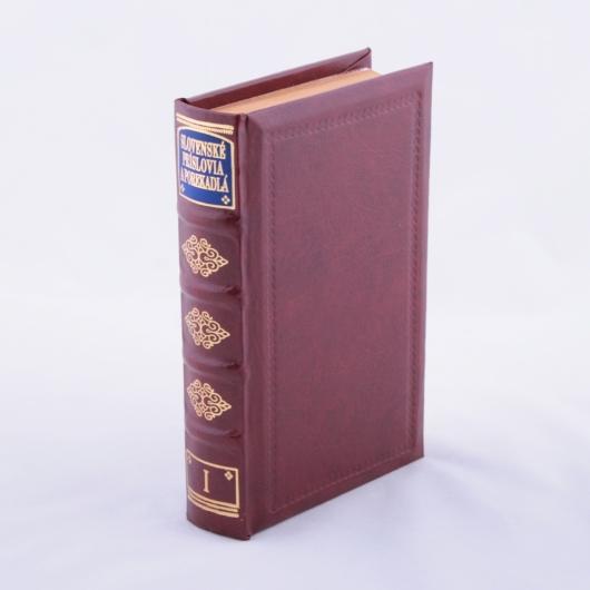 Slovenské príslovia a porekadlá (1. diel)