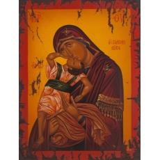 Bohorodička s Kristom Pelagonetesa