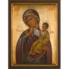 Bohorodička s Kristom Paramythia