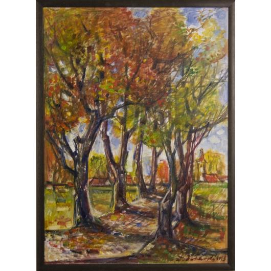 Jeseň - stromoradie
