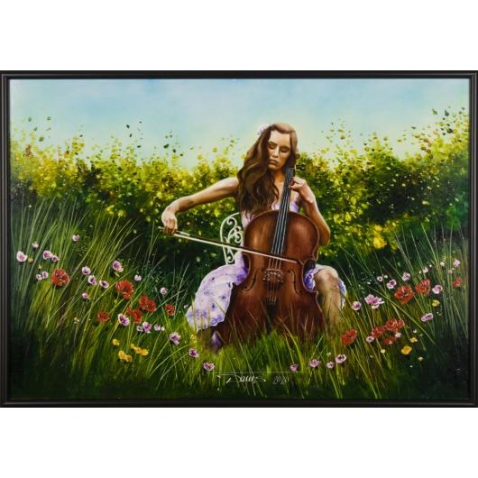 Žena s melódiou na duši