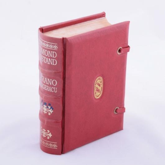 Edmond Rostand: Cyrano z Bergeracu